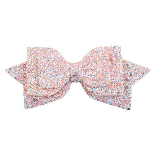 MOPOLIS Baby Toddler Girl Kid Swallowtail Bow Hair Clips Hairpin Bow Headwear Hairband | Models - 12