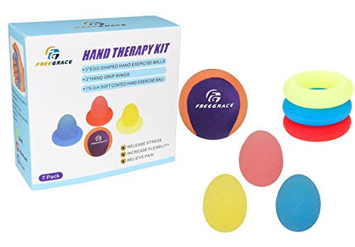 Freegrace Strengthening Stress Squeeze Squishy product image
