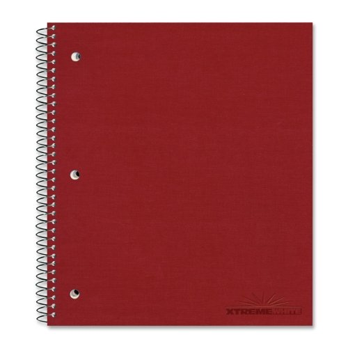Wholesale CASE of 25 - Rediform The Stuffer Wirebound Notebooks-Notebook,1 Sub,100 Shts,College/Margin,11