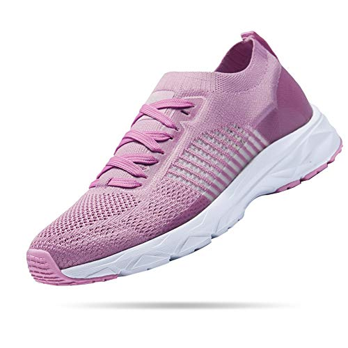 CAMELSPORTS Women Sneaker Ladies Sport Shoes Lightweight Breathable Shoes Women Shoes Pink