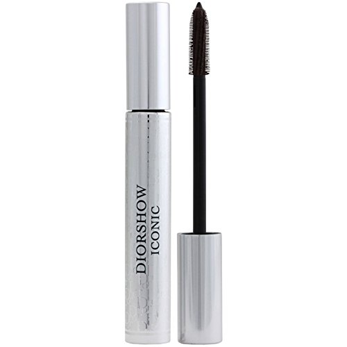 Christian Dior Diorshow Iconic Mascara, Black, 0.33 Ounce