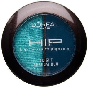 L'Oreal HiP High Intensity Pigments Bright Shadow Duo, Showy 224