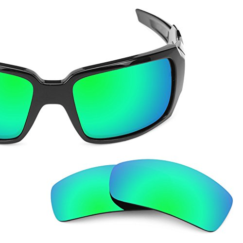 Esmeralda Múltiples Para Drum Verde Repuesto Mirrorshield Oil De — Oakley Lentes Polarizados Opciones qwgAxvZWC