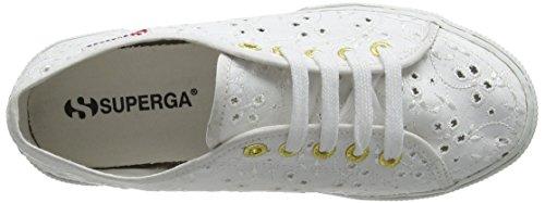 Superga 2750 Sangallosatinj - Zapatillas Unisex Niños White (white)