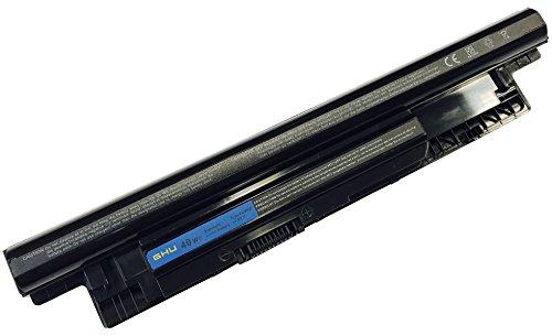 New GHU Battery 40 WH XCMRD MR90Y 14.8V Compatible with Dell Inspiron 14 15 17 N3421 5421 3521 3721 5537 3537 14.8V 312-1387 V8VNY VR7HM X29KD XRDW2 YGMTN G35K4 6HY59 6K73M 6XH00 PVJ7J 4WY7C