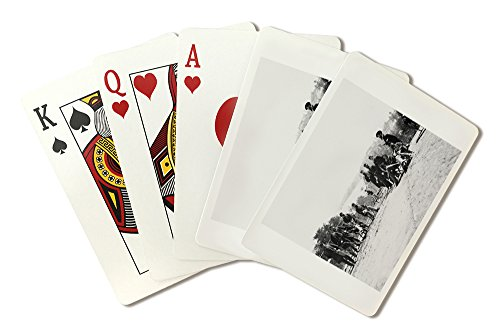 drewrys-bluff-va-gen-henry-abbot-and-staff-civil-war-photograph-playing-card-deck-52-card-poker-size