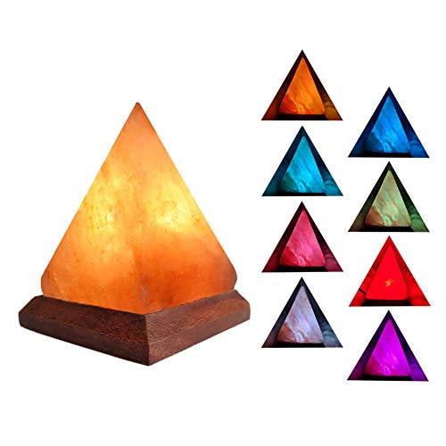 salt stone lamp - 6