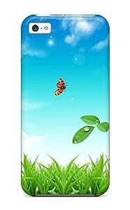 Hot Design Premium ErpfbrG6878dORnr Tpu Case Cover Iphone 5c Protection Case(beautiful S ) by lolosakes