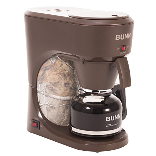 BUNN 45700.0007 Speed Brew Outdoorsman Coffeemaker, (Bunn Coffee Pot Filters)