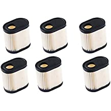Poweka New Pack of 6 Replacement Air Filter fit for Tecumseh # 36905
