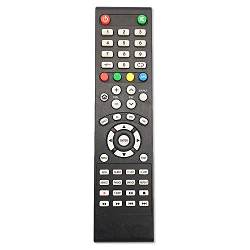 HONONJO Remote Control Suitable for TV Remote Control Controller Sankey Vise B (Sankey Tv)