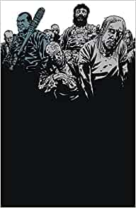 The walking dead hardcover book 9