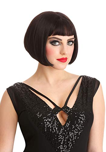 Fun Costumes Velma Kelly Chicago Wig
