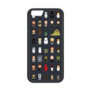 """Caitin Funny Star Wars Case Cover Protective Shell for Iphone 6 Plus(5.5"""")"""