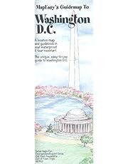 MapEasy's Guidemap to Washington DC