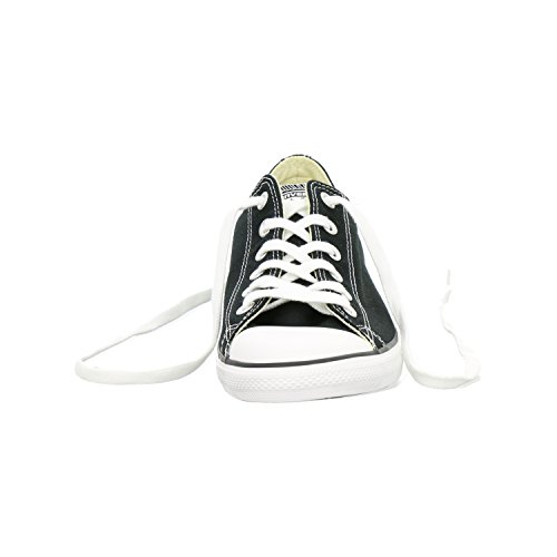 Converse CT Lean OX Black Mens Trainers Size 44 EU