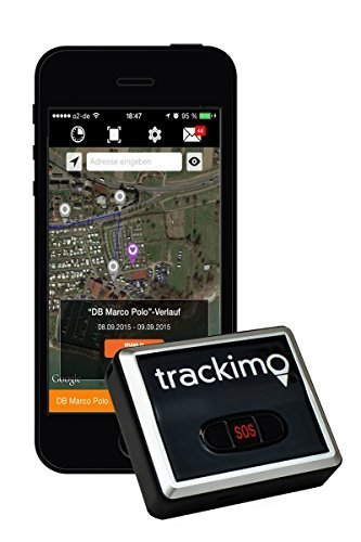 Trackimo TRKM-002 GPS Tracker & Locator, 1.5, Black by Trackimo (Image #4)