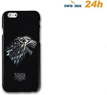 Coque iphone 6 game of thrones Stark: Amazon.fr: High-tech