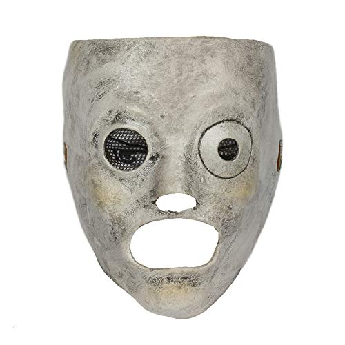 Corey Taylor Mask Cosplay Costume Accessories for Adult Halloween Latex]()