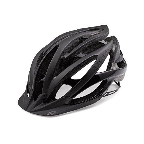 - Giro Fathom Helmet Matte Black/Gloss Black, L