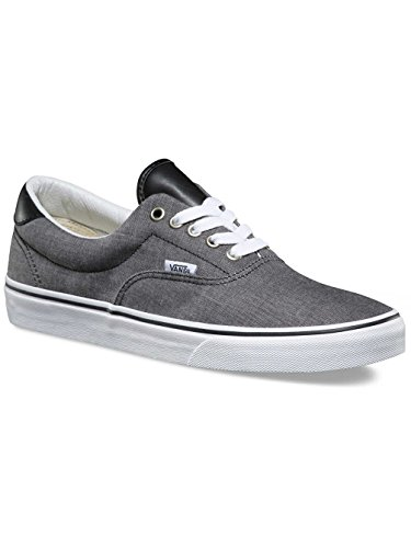 VN0A38FSMML MEN UA ERA 59 (C&L) VANS FOOTWEAR CHAMBRAY BLACK (Footwear Chambray)