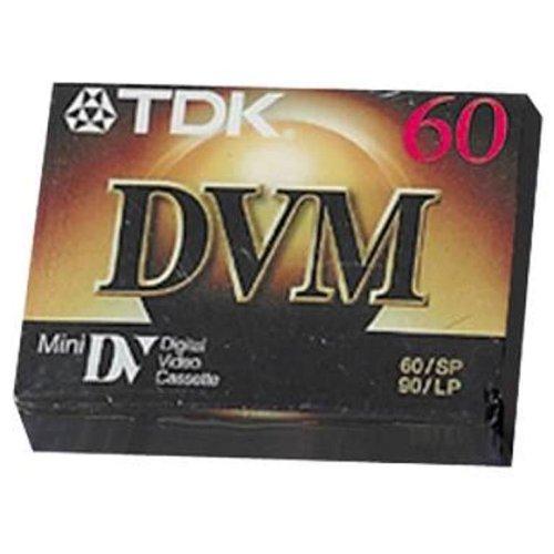 TDK Electronics DVM60MES10 DVM 60分デジタルビデオカセット カムコーダー用 10パック (メーカー生産終了)   B0000VYJ2Y