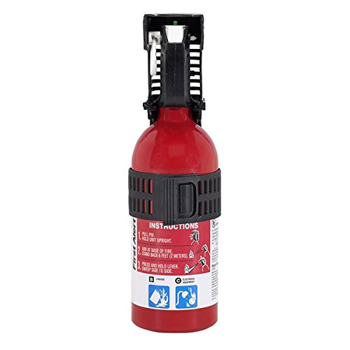 FIAFESA5 - Fire Extinguisher For Gasoline/Oil/Grease/Electrical ()
