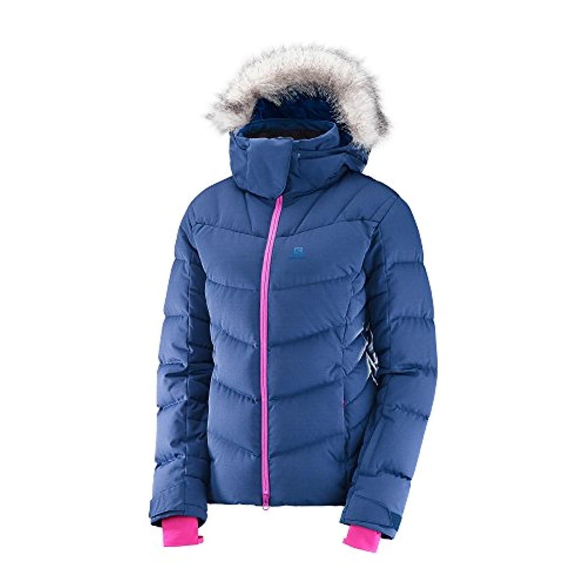 [해외] 살로몬SALOMON 스키 재킷 ICETOWN JKT 아이스 퍼터운 재킷 W 레이디스 L39775500