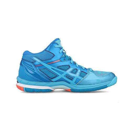 Coral white 17 Mt Elite volley Gel 16 Aquarium Blue Asics Shoes flash 3 YvqT8wYU