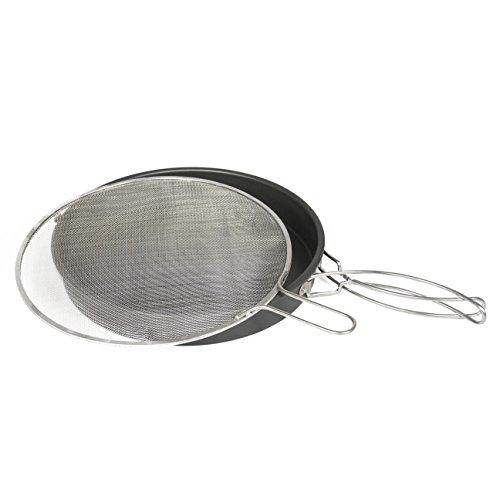 Pizzacraft PC6028 Aluminum Deep Dish Pizza Pan