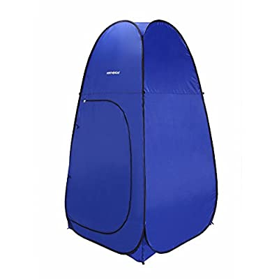 North Gear Camping Pop Up Tent - Shower / Changing / Privacy / Toilet