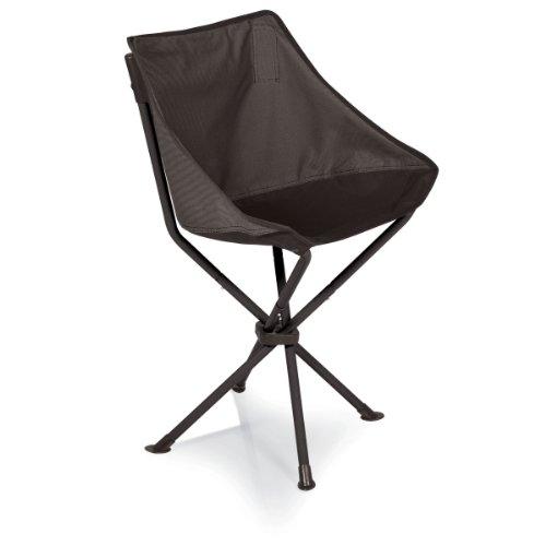 Picnic Odyssey Portable Chair Black