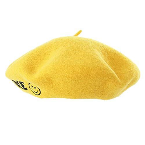 JH JOEJERRY Yellow Wool...