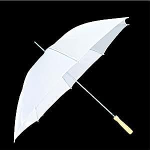 "48"" White Umbrella"
