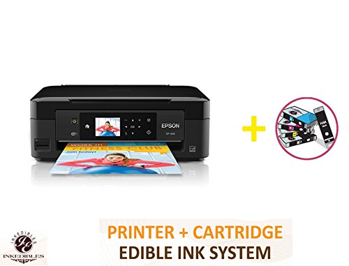 YummyInks Brand YummyInks Brand Epson XP420 Bundled Printing System - includes brand new printer with complete set of edible ink cartridges