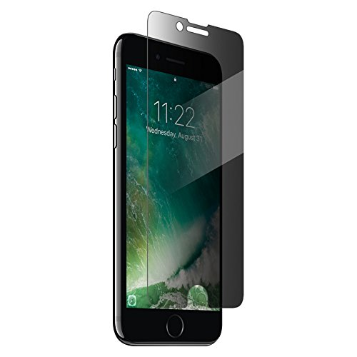 BodyGuardz - Spyglass Privacy Screen Protector, Extreme Impact and Scratch Protection for iPhone 6/6s/7/8 (NOT Plus)