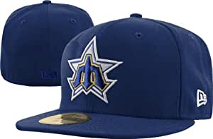 Seattle Mariners Cooperstown 59FIFTY Fitted Hat