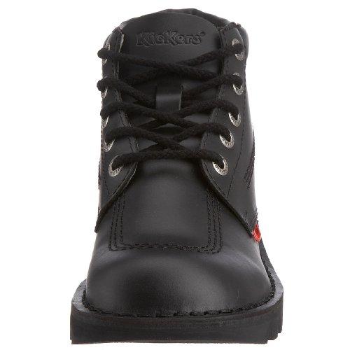 Homme Classiques Noir Bottes Kickers black Core Hi vqa60I