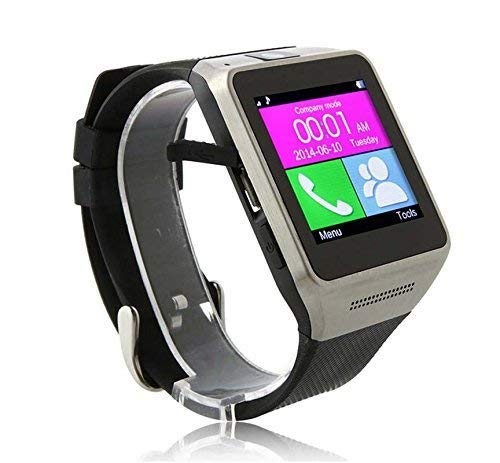 Gv08 Bluetooth Smart Watch Phone Touch Screen Support Micro SIM card  Bluetooth WristWatch Smartwatch for Android Phone Samsung GALAXY Note  3/Samsung