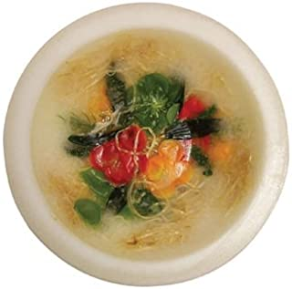 product image for White Tea and Citrus Decorative Scented Flameless Candle - 7' Diameter - Comes in Gift Box