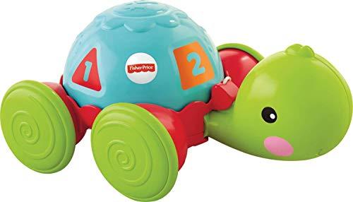 Empurra Tartaruga, Fisher Price, Mattel