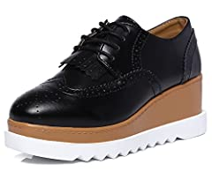 Material:Leather Sole: manmade Heel High:7cm Platform High:3cm Color:As picture show Size:Please according to our shoes inside choice the correct size. THANK YOU! Thin leg, fashion, comfortable, joker, classic. Tide female necessary style.Inc...