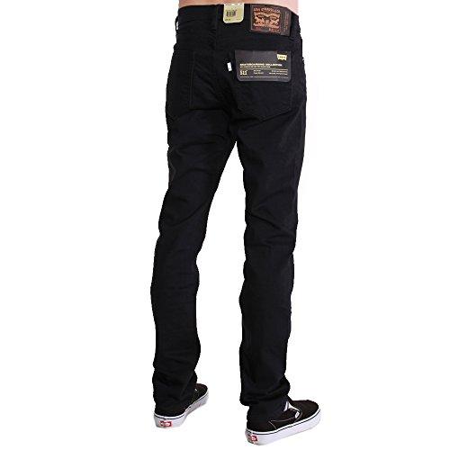 Levi's nero 511 uomo Fit Slim da Jeans rwd0SwYnx