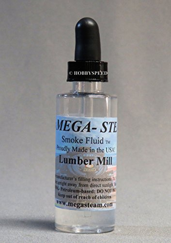 - MEGA-STEAM LUMBER MILL SMOKE FLUID SCENTED