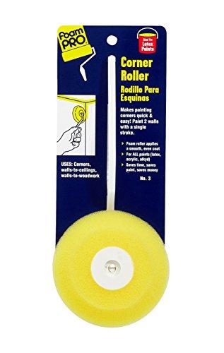 FoamPRO 00102 Corner Roller (Foam Corner Roller)