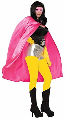 Forum Novelties Adult Super Hero Costume Cape Men Women Halloween Villain Magician -