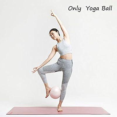 NSC Mini Pelota de Yoga Suiza para Fitness, Pilates, Equilibrio a ...