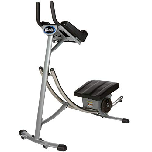 Ab Coaster PS500 - Original Ab Coaster, Ultimate Core Workout, 6 Pack Exercise Machine For Home