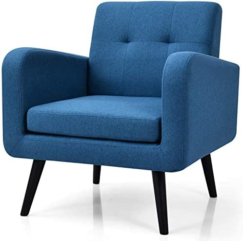 Safstar Modern Upholstered Armchair