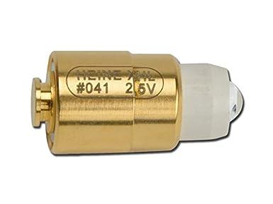 Lámpara de repuesto Heine X 001.88.0412,5V fà ¼ r Mini fibra Lux, Mini 2000Combi lámpara, Mini 2000Clip Lámpara